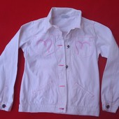 Коттоновый пиджак