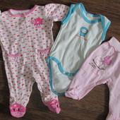 Пакет вещей для малыша. Фото на выбор. Можно все.