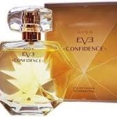 Эликсир женственности, красоты и нереальной притягательности 50 мл Avon Eve Confidence