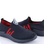 Текстильные трендовые кроссовки