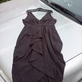 Стоп!!,фирменное красивое удобное лёгкое платье от h&m