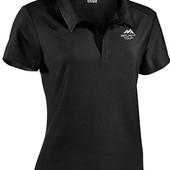 Отличная женская футболка поло Crivit Германия размер евро XL (48/50)