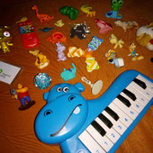 28 шт. Киндеры, фигурки, игрушки, герои, макдональдс. Лот все что на фото