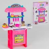 """Игровой набор """"Магазин сладостей"""" продукты на липучках, в коробке"""