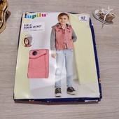 Германия!!! Суперовая джинсовая курточка для девочки! 92 рост!