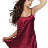 женская сорочка Miorre (Турция)/ бордо, , фиолетовая.
