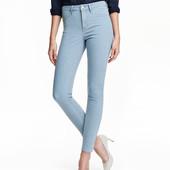 Женские джинсы скинни р.34