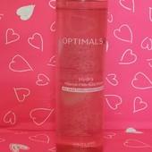 Очищающая мицеллярная вода Optimals Hydra