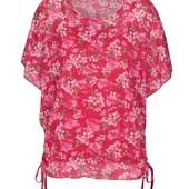 Блуза летучая мышь, германия, janina. длина 65, пог 44см