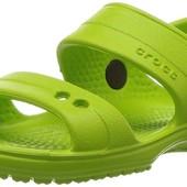 Сандалии,босоножки Сrocs Kids Classic Sandal р.J2