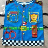 Накидка полицейского длявеснлых игр