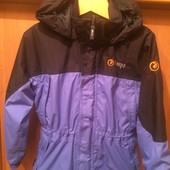 Куртка, ветровка, непромокайка, р. 9-10 лет 140 см, Sherpa. состояние от