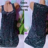 Обалденное платьице фирмы Oasis размер 44/46