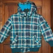"курточка""baby club"",смотрите фото и описание"