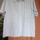 Фирменная классная мужская рубашка.Pan filo.Италия!!