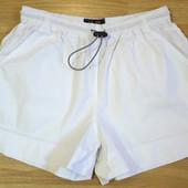 Легкие шорты, размер М, 100% коттон