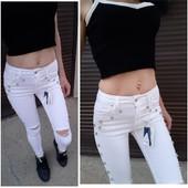 Суперские фирменные джинсы Турция коттон тянется