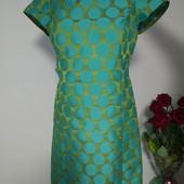 Симпатичное платье р.44/46 отличного сост.