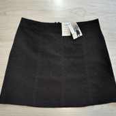 Фирменная новая красивая юбка из натуральной ткани р.14-16