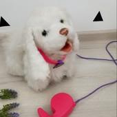Интерактивный ходячий щенок гого Furreal Friends