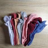 7 пар отличных носочков Esmara Германия размер 35-38