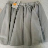 Очень красивая пышная юбка, размер 152