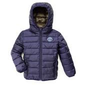 легкая стеганая куртка на мальчика от impidimpi