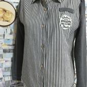 Рубашечка в полосочку