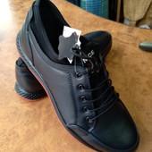 шкіряні кросівки 42,43,44,45 р/шт/ін моделі в моїх лотах!