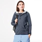 ☘Обалденная куртка с капюшоном: спортивный или casual стиль,Tchibo(Германия),рр. наши: 48-50(М евро)