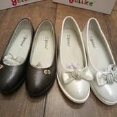 !!! Моднячие туфельки для девочки! Стелька супинатор! Собираем лоты!