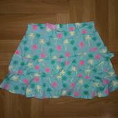 ❤️ Новый завоз! Классные юбочки на рост 128 см!. Расцветка на выбор победителя!
