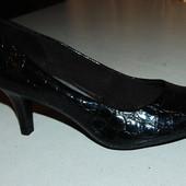 туфли лаковые 37 размер