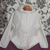 Лёгкая куртка ветровка,размер 52-54.
