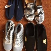 Мужская обувь одна пара на выбор 39, 40, 41, 43, 45р