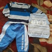 Одежда на малыша 3-6 мес., на весну отличный выбор. Состояние отличное