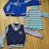 Одягна хлопчика на 4-5 років