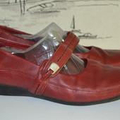 Туфлі -мокасіни Кларкс . Повністю натуральна шкіра 37 розмір