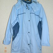 Удобная деми курточка батал (52-54)