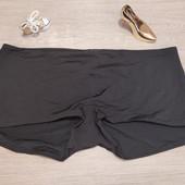 Качественное белье шведского бренда H&M! Шикарные купательные батальные трусики-полушортики! 50 евро