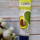 Увлажняющая маска - для лица с маслом авокадо для очень сухой кожи 90 мл! Много лотов-Собирайте!