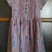 Стильные ❤ очень красивое платьице для девочки,3-5 лет❤ собирайте лоты!