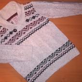 Primark свитер для мальчика на 6-7лет, на рост 122