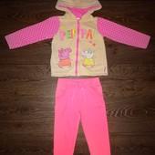 Комплект одежды для девочки 3-4 лет