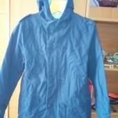 Куртка, ветровка, 10 лет 138 см, Okaidi. состояние отличное