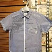Рубашка -тениска Next мальчику р. 110-116