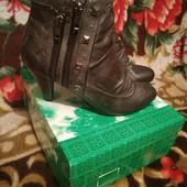 Деми ботиночки на каблучке
