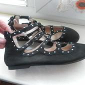 Туфли Harper Canyon на девочку,состояние очень хорошее