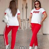Летние спортивные костюмы батал
