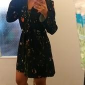Красивое платье р12